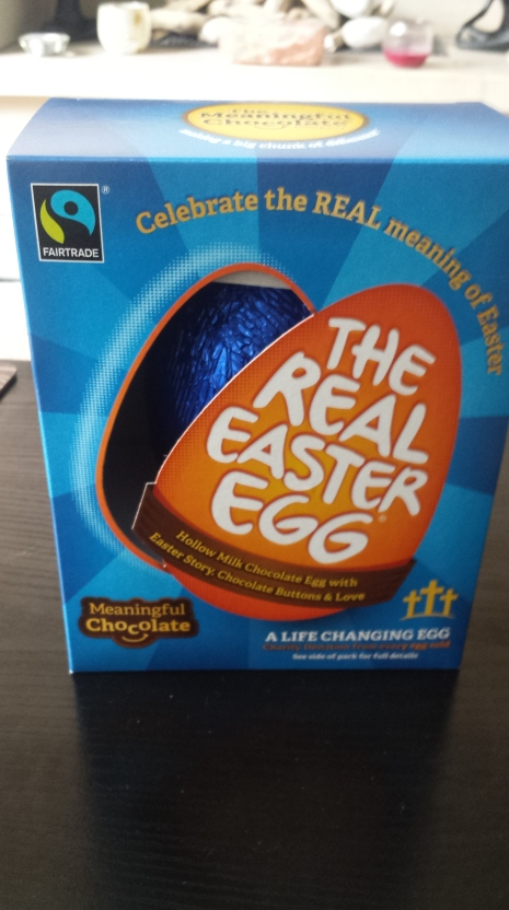 The Real Easter Egg